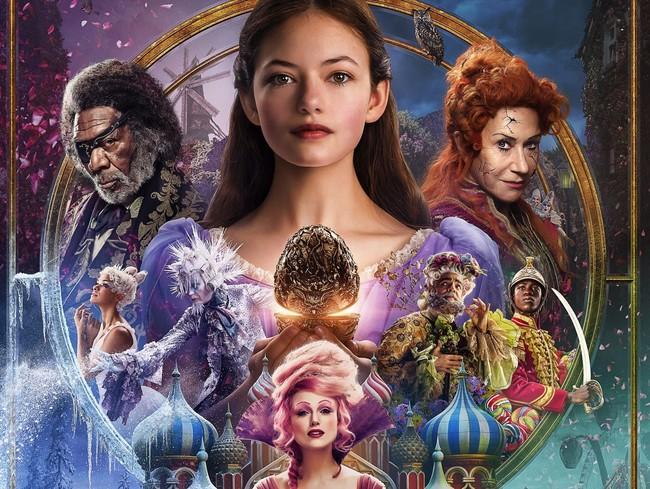 'El cascanueces y los cuatro reinos' no cautiva: es otro descafeinado espectáculo de Disney
