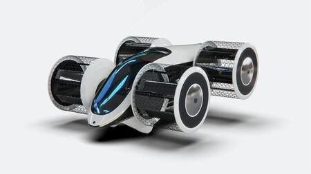 Cyclocar: el auto volador híbrido que desarrolla Rusia con fines militares llegará para 2024