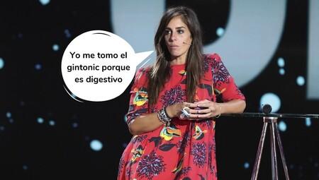 """Tachan a Anabel Pantoja de tener """"problemas con el alcohol"""" y ella contesta haciendo honor a su apellido (dando el cante)"""