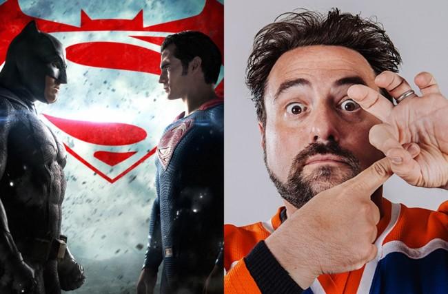 Batman V Superman y Kevin Smith