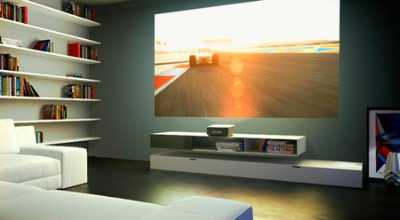 Philips Screeneo, proyector de tiro ultracorto