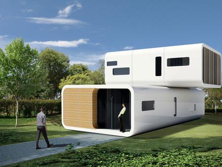 Casa modular Google