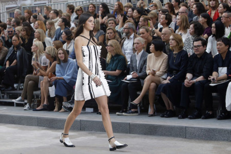 Kendall Jenner Chanel 2014