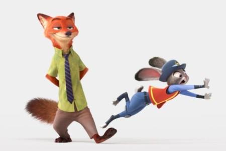'Zootrópolis' ('Zootopia') de Disney, primera imagen de los protagonistas