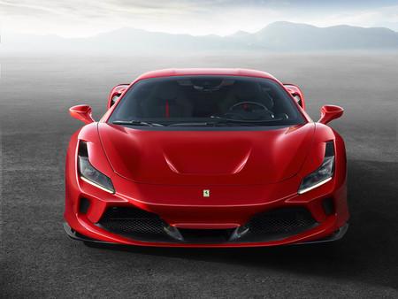 Ferrari F8 Tributo 9