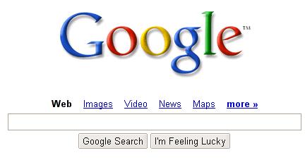 Google, al plato y a las tajadas