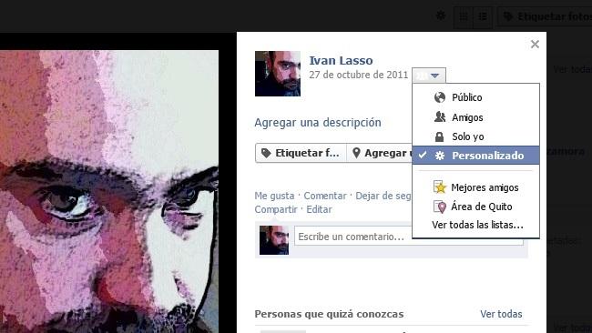 Facebook aumenta nuestro control de las fotos del perfil y las subidas desde el móvil