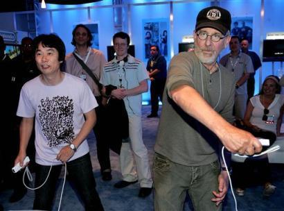 Steven Spielberg trabaja con EA para un juego de Wii