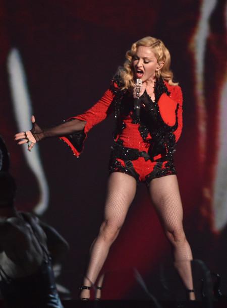 Madonna Grammy 2015 Concierto