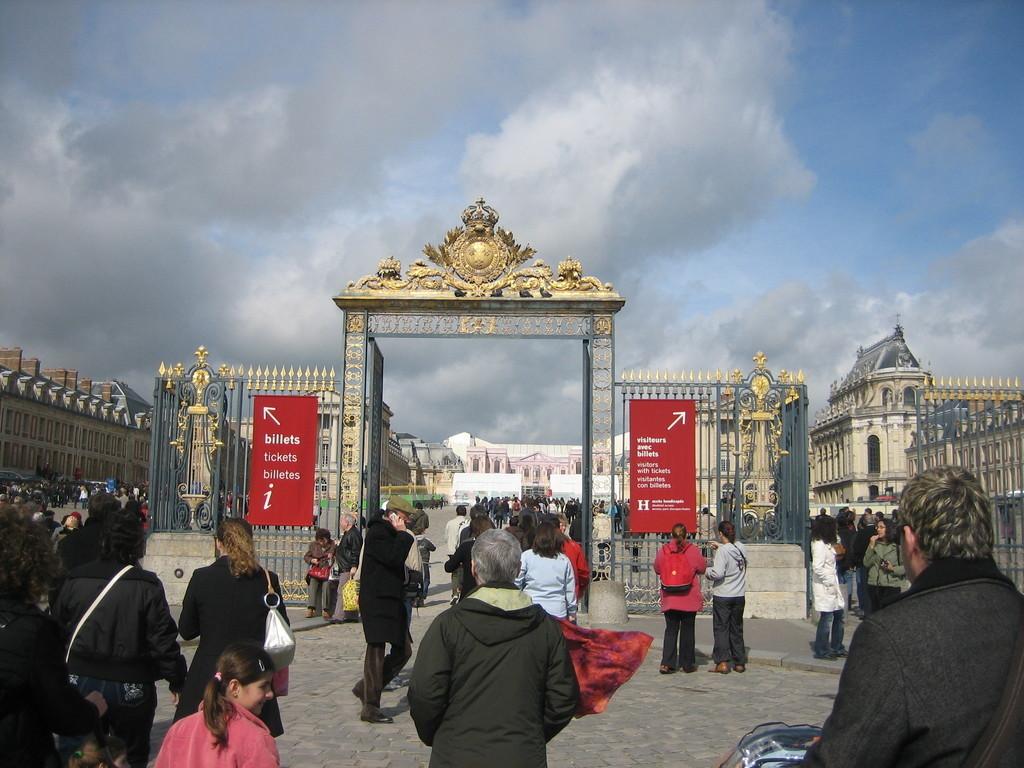 Foto de Palacio de Versalles (1/17)