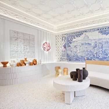"""Artesanía Castilla-La Mancha sorprende con su salón """"Adunia"""" en Casa Decor Madrid 2021"""