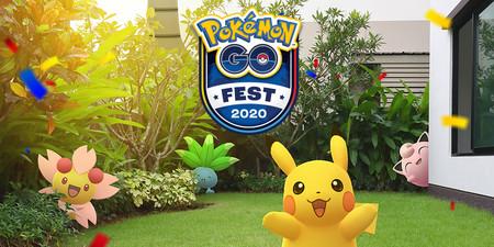 El Pokémon GO Fest 2020 se celebrará online a finales de julio para que participemos desde nuestras casas