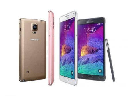 El éxito de los nuevos iPhone provoca que Samsung pise el acelerador y baje precios con el Note 4