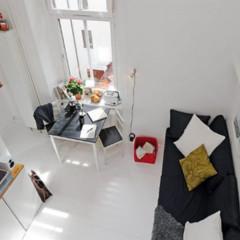 Foto 1 de 14 de la galería una-casa-de-17-metros-cuadrados-en-suecia en Decoesfera