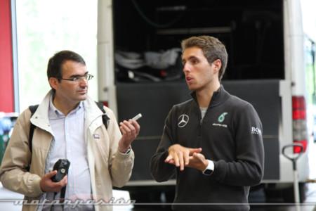 Dani Juncadella Mercedes DTM 6