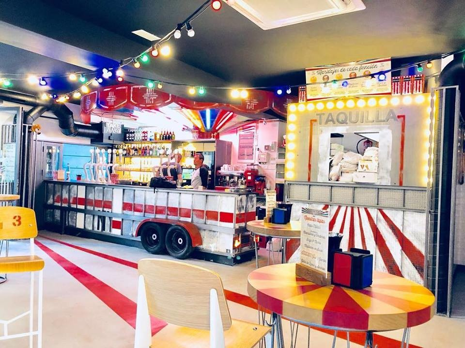 El mágico (y colorido) mundo del circo ha llegado a León de la mano de un local llamado Dumbo