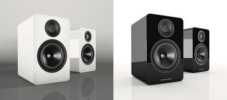 Acoustic Energy presenta sus nuevos AE1 Active, unos altavoces HiFi de estantería para aficionados con gran presupuesto