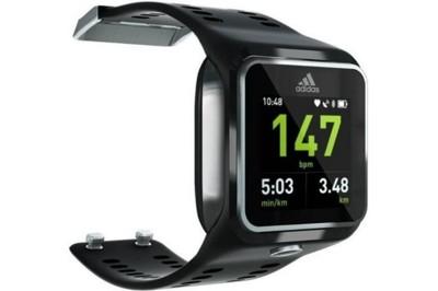 Adidas miCoach Smart Run: un reloj inteligente que cuantifica la actividad diaria