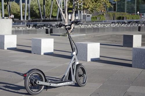 BMW X2 City, análisis: así es la vida urbana en un patinete eléctrico de 2.400 euros