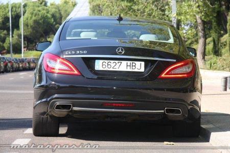 Mercedes CLS 350, prueba (valoración y ficha técnica)
