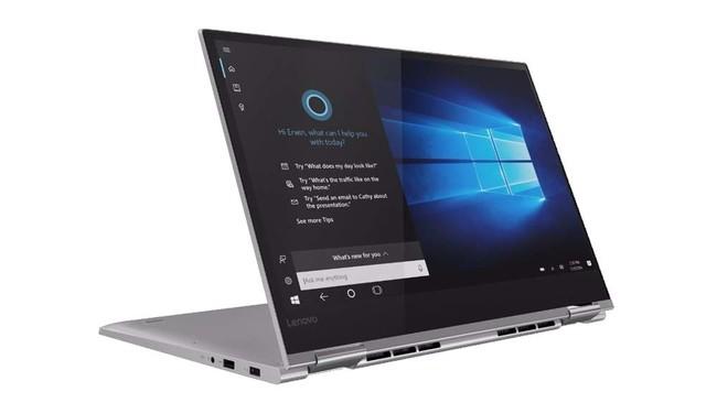 Yoga 730 y Flex 14: Lenovo no se conforma con un asistente inteligente y coloca Cortana y Alexa en sus nuevas 2 en 1