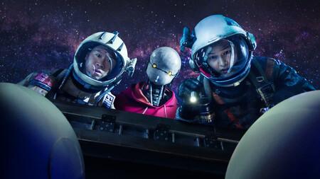 'Barrenderos espaciales': ciencia-ficción familiar que demuestra en Netflix cómo Corea puede convertirse en la próxima potencia del género