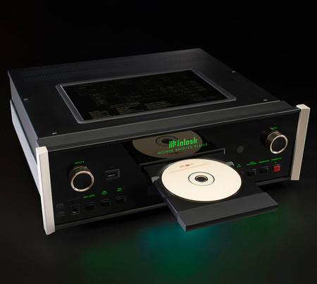 McIntosh actualiza su gama de lectores de SACD/CD con el nuevo MCD600