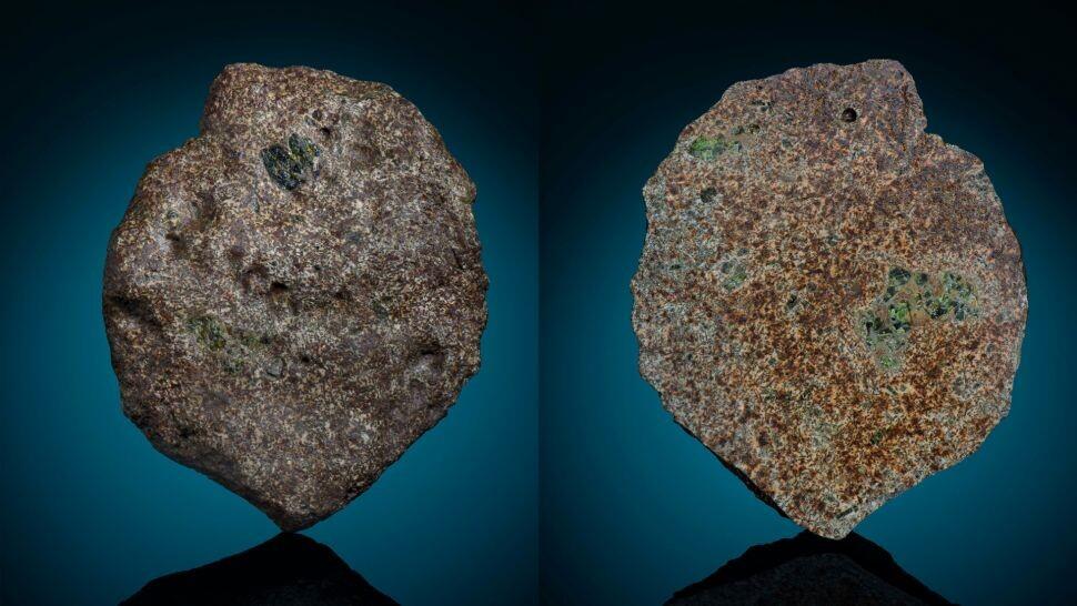 Este meterorito encontrado en el desierto del Sahara en 2020 es más antiguo que nuestro propio planeta