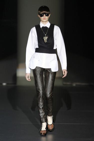 Teresa Helbig y Moisés Nieto, premios L'Oreal a las mejores colecciones de la Mercedes Benz Madrid Fashion Week