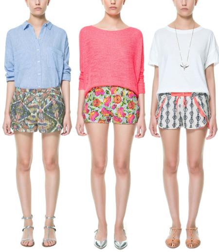 Zara shorts festival
