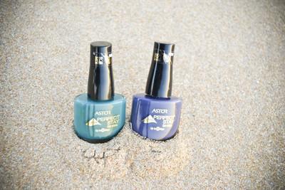 Perfect Stay Gel Shine de Astor, probamos dos tonalidades perfectas para este verano