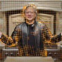 NVIDIA tuvo un CEO virtual por unos segundos: en la GTC 2021 un avatar de Jensen Huang presentó el Omniverse y nadie lo notó
