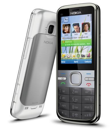 Nokia C5, el teléfono móvil de las redes sociales y el correo electrónico personal