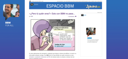 Todo sobre BBM en el nuevo Espacio BBM para todos con BlackBerry