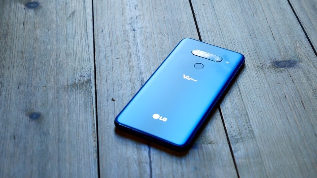 The LG V40 and other high-end koreans will get Android Foot in the second quarter of the year