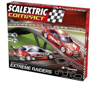 Scalextric Compact presenta nuevos circuitos con trazados más largos y mandos inalámbricos