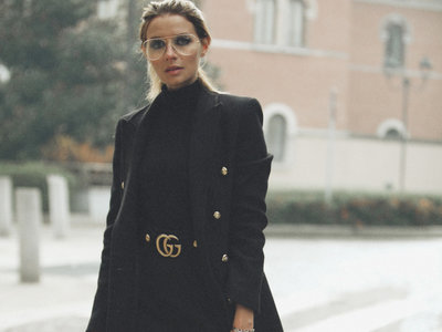 ¿El mundo de la moda está miope? No, tan solo sigue la tendencia (¿absurda?) del momento