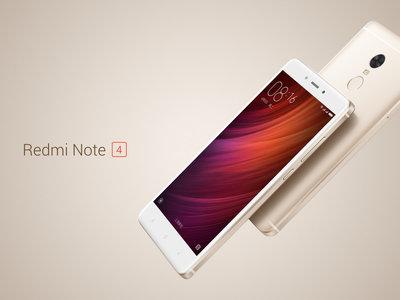 Xiaomi Redmi Note 4, en versión global, por 137,56 euros y envío gratis desde España