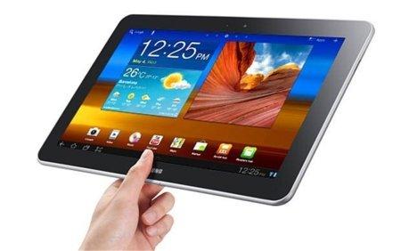 Apple consigue que se bloquee la venta del Samsung Galaxy Tab 10.1 en Europa