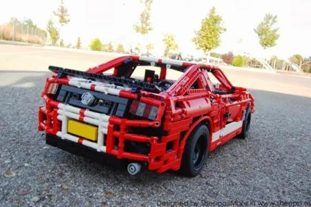 Sheepo - Shelby Mustang GT500 LEGO