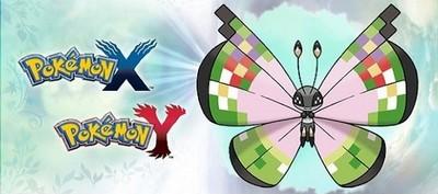 Pokémon GTS celebrará 100 millones de intercambios con un Vivillon especial