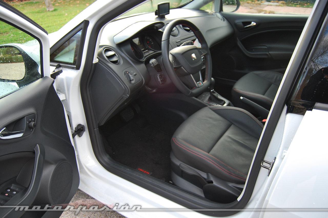 Foto de SEAT Ibiza 1.2 TSI FR (prueba) (15/33)