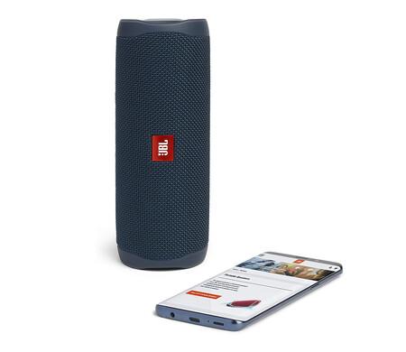 Jbl Flip 5 Altavoz Inalambrico Portatil Con Bluetooth