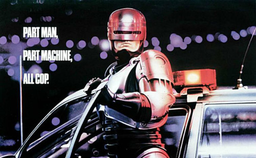 Ciencia-ficción: 'Robocop', de Paul Verhoeven
