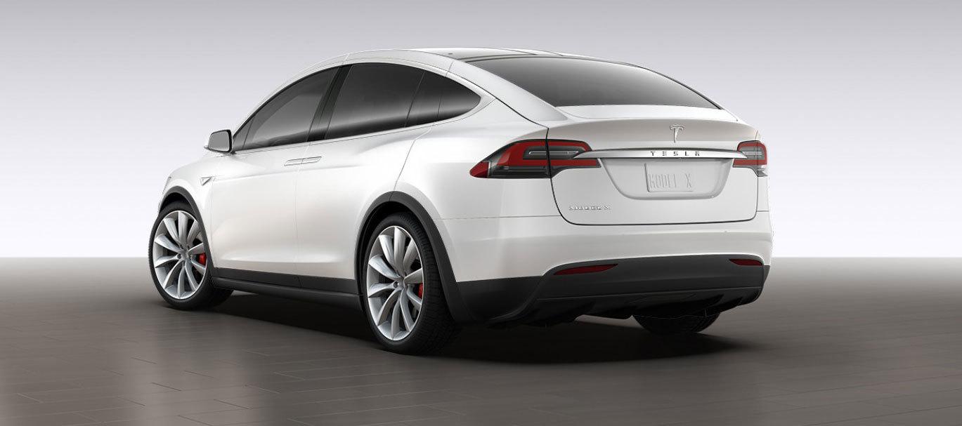 Foto de Configurando un Tesla Model X (4/15)