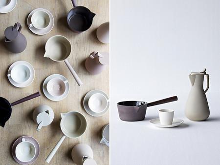 Kirstie van Noort nos deleita con su cerámica pintada