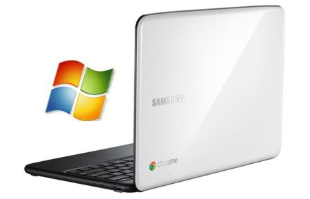 Los ChromeBook de empresa ya tienen Windows 7 en la nube con Citrix