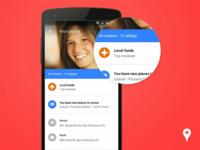 Google Maps para Android se integra con Local Guides, escribe reseñas locales y recibe ventajas