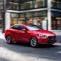 El Mazda 2 Sedán estará a la venta en México este verano