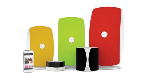 Nuevos altavoces inalámbricos Pure Jongo T2, T4 y T6